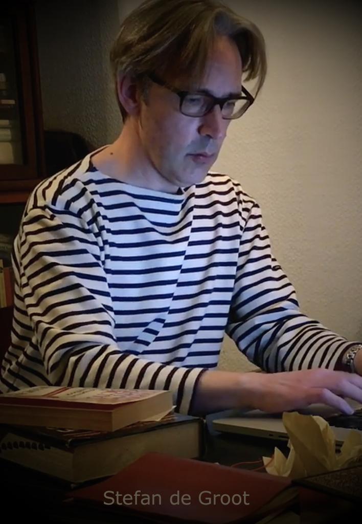 Creative Cave Publishers- Stefan de Groot