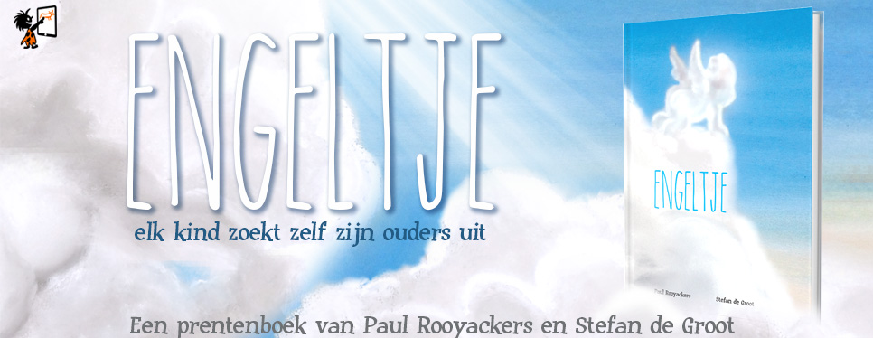 Engeltje prentenboek van Paul Rooyackers en Stefan de Groot