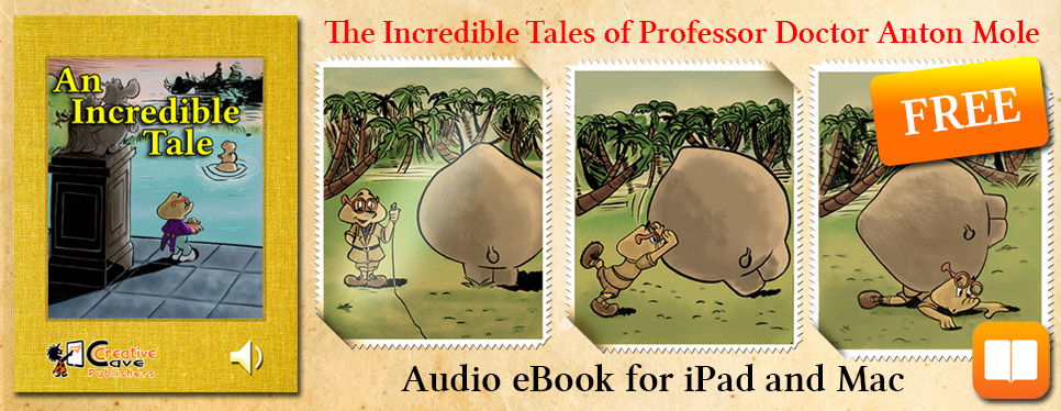 An Incredible Tale audio ebook for iBooks