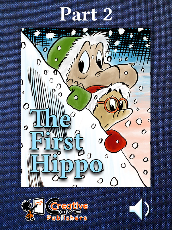 The First Hippo – now available on iBooks