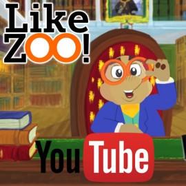 Like ZOO! Anton Mole on YouTube