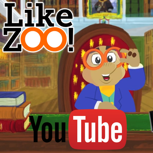 Like ZOO! Anton Mole on YouTube
