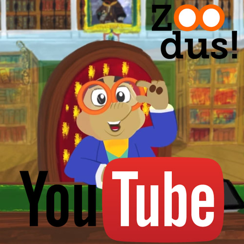 ZooDus! Anton Mol op YouTube