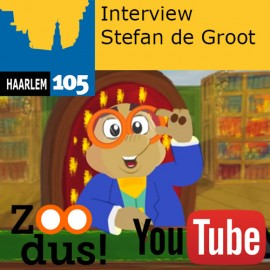 Interview Haarlem105 ZOOdus! YouTube