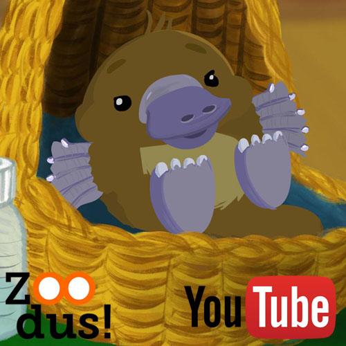Zoo Dus! Vogelbekdier
