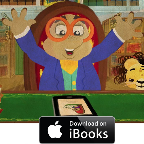 Incredible Tales on iBooks
