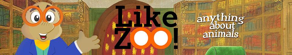 LikeZOO!banner