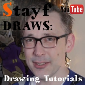 StayfDraws – Drawing Tutorials