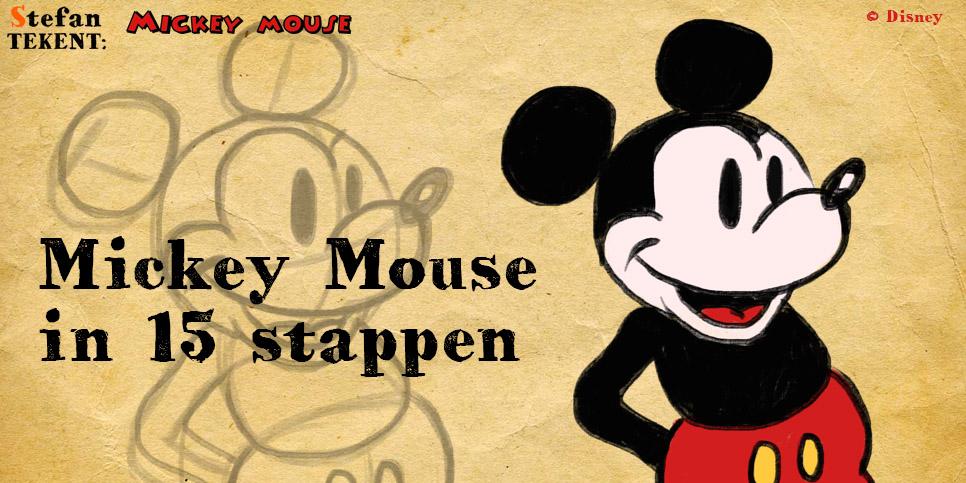 MickeyMouseTekenenTitel