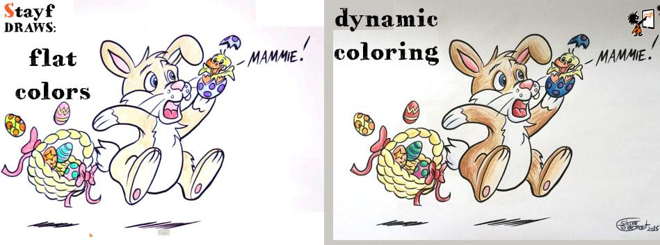 StayfDraws-EasterBunny-color
