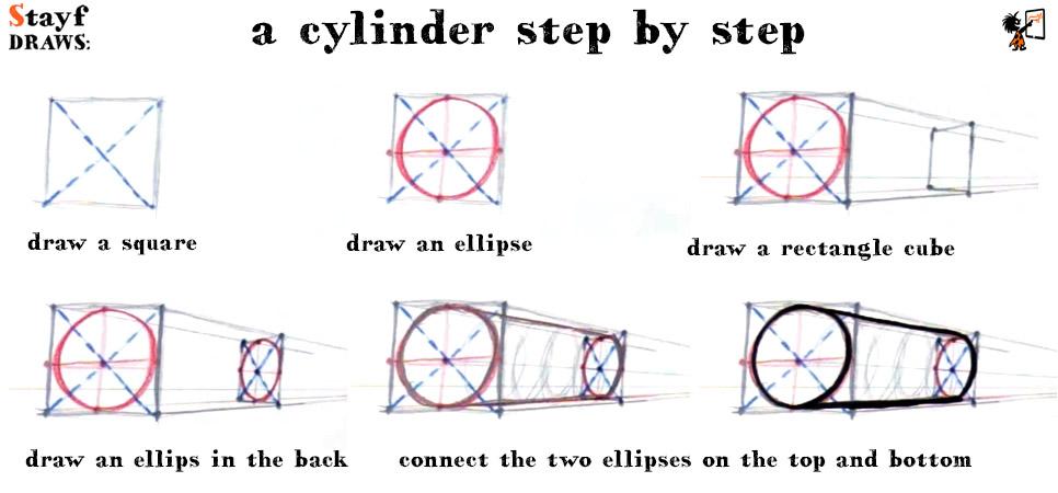 StayfDraws-cylinder-step-by-step