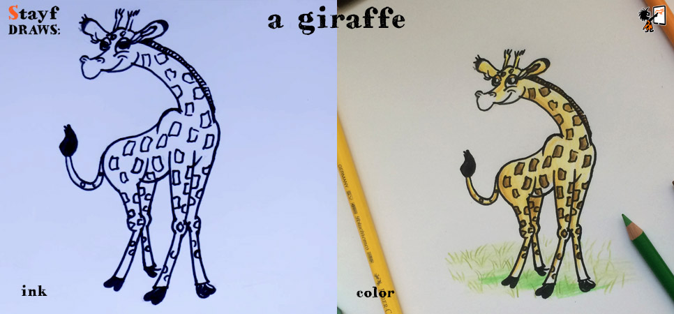 StayfDraws-giraffe-color