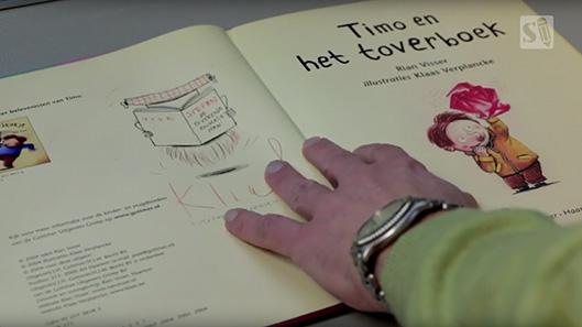 CreativeCave-Kinderboek-Timo