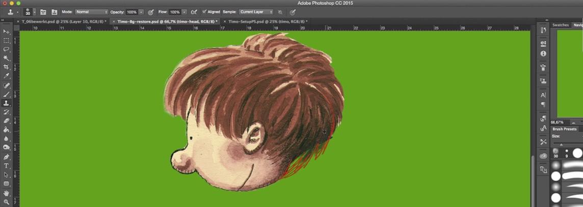 CreativeCave-Kinderboek-illustratie-bewerken