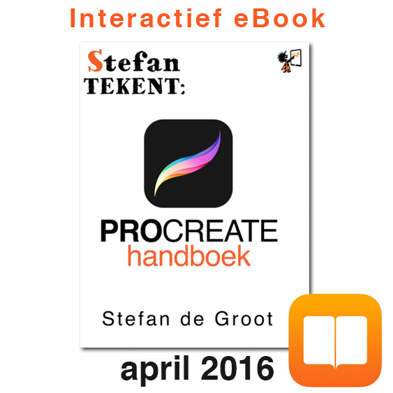 Procreate Handboek Nederlands