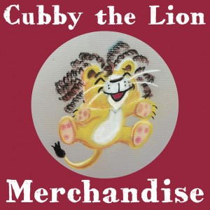 Cubby the Lion Merchandise