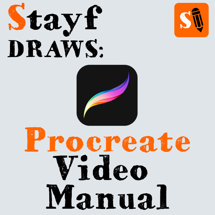 Procreate Video Manual