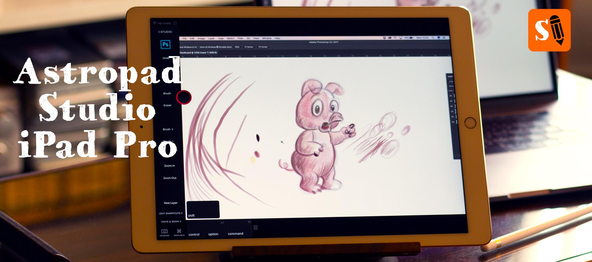 Astropad Studio