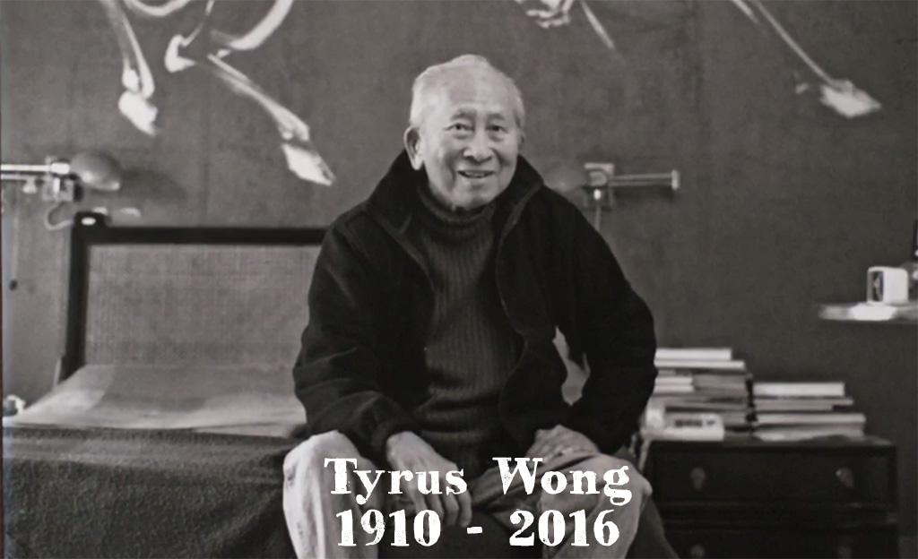 Tyrus Wong Portrait