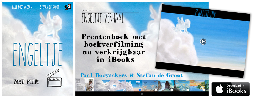 Engeltje eBoek in iBooks