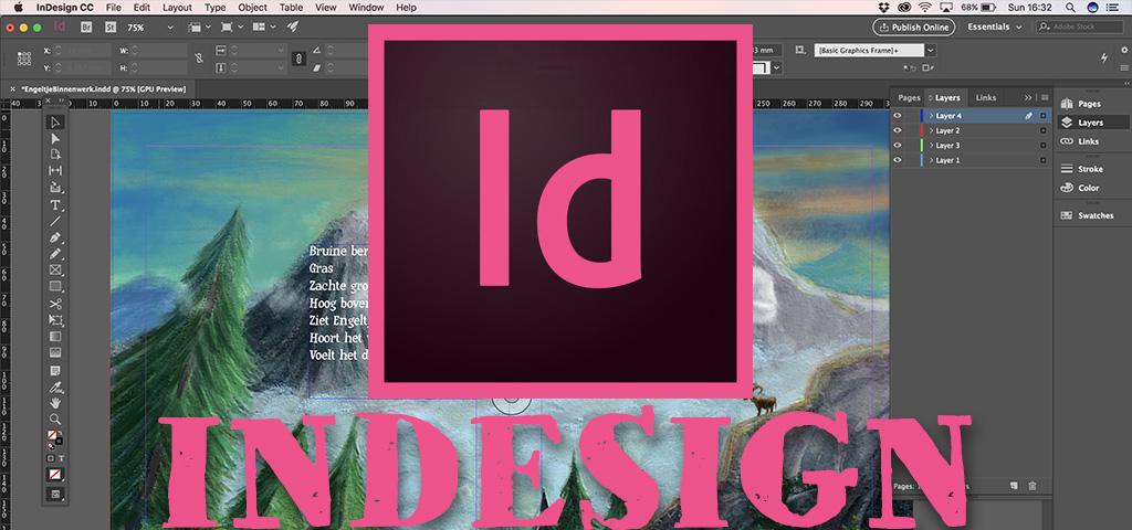 Adobe Indesign Creative Cloud