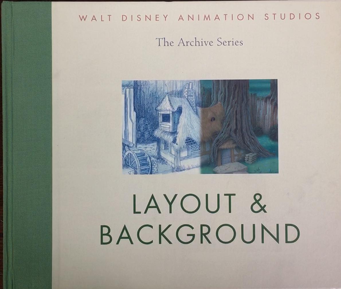 Layout & Background (Walt Disney Animation Archives)