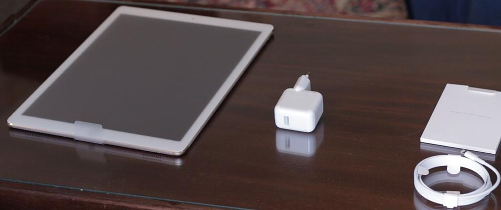 iPad Pro 2017 unbox