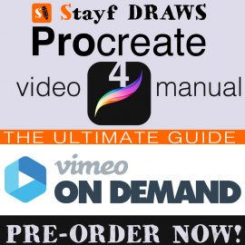 Procreate 4 Video Manual Pre-Order on Vimeo