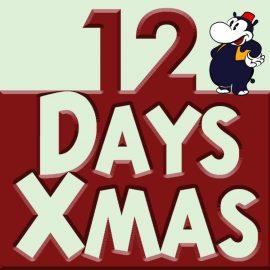 12 Days of Christmas Challenge