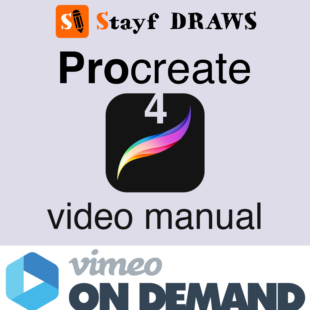 Procreate 4 Video Manual on Vimeo