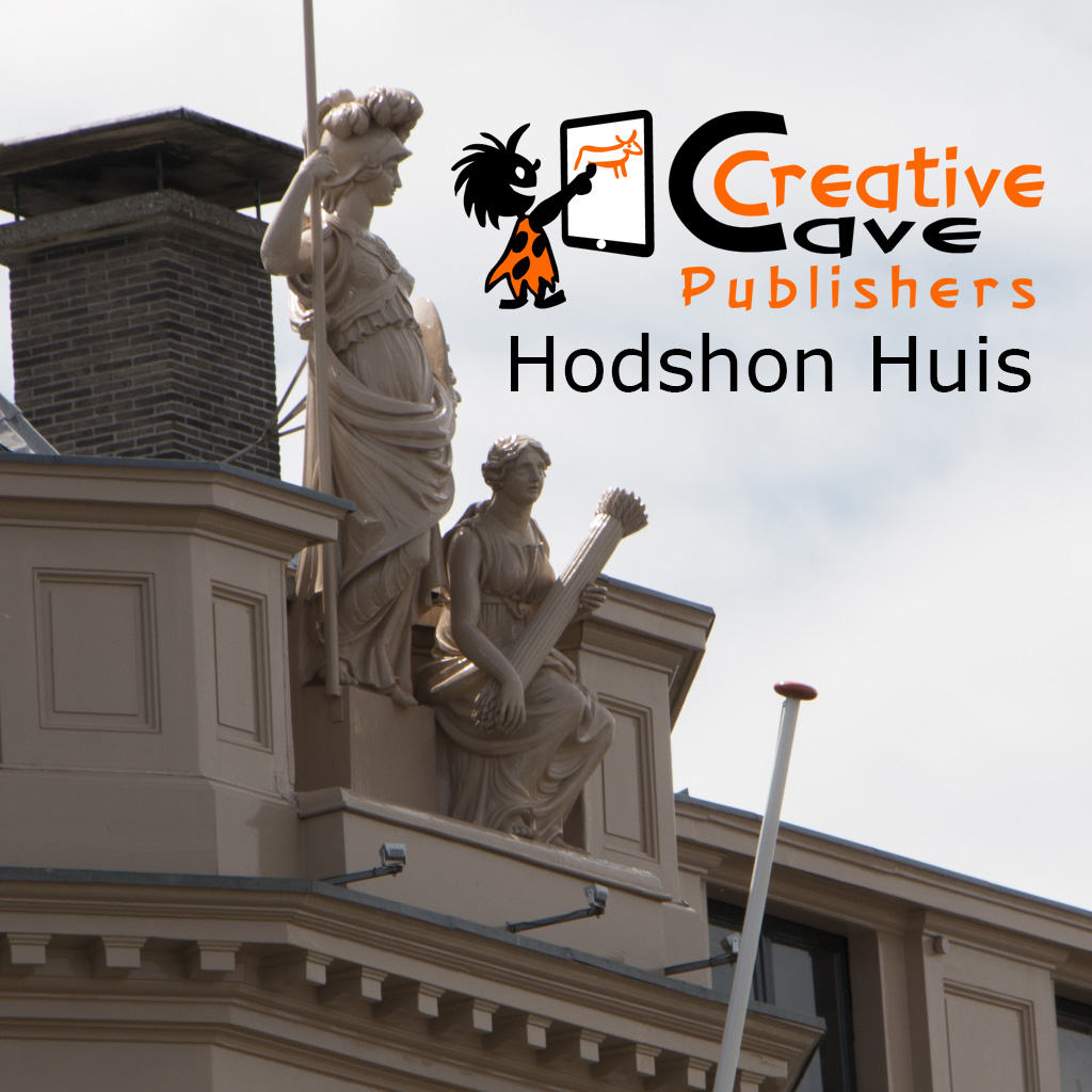Creative Cave Publishers in Hodshon Huis