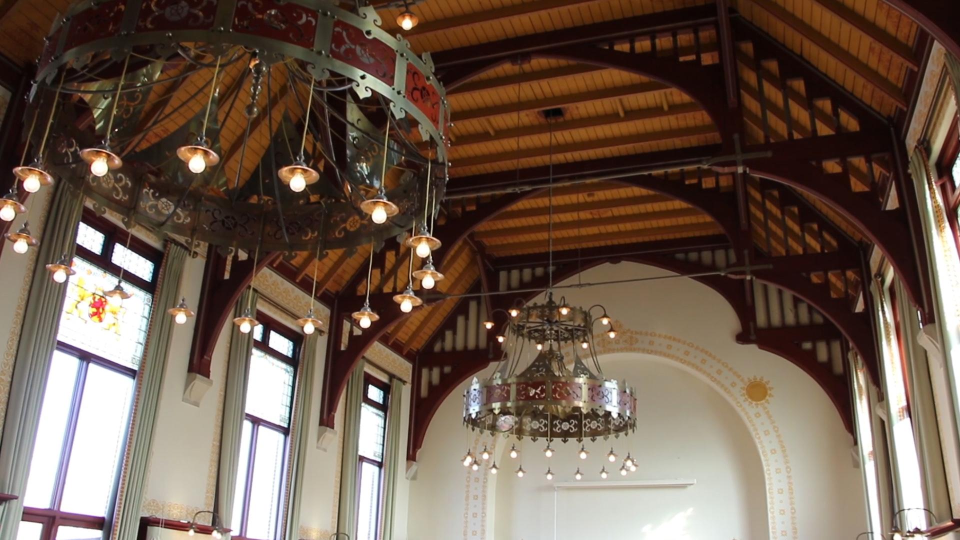 Hodshon House Aula