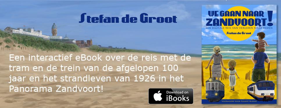 We gaan naar Zandvoort! iBooks