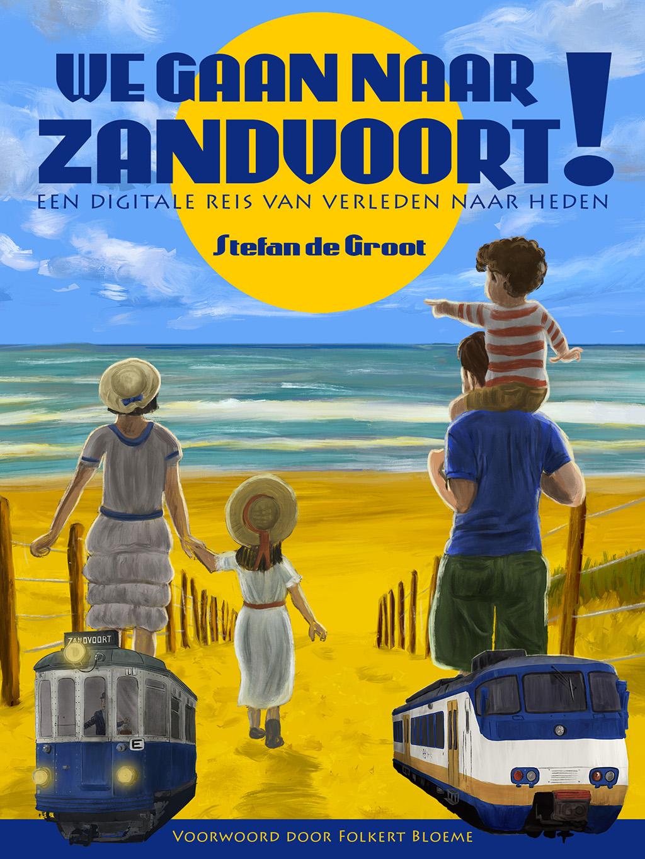 We gaan naar Zandvoort! Cover iBooks
