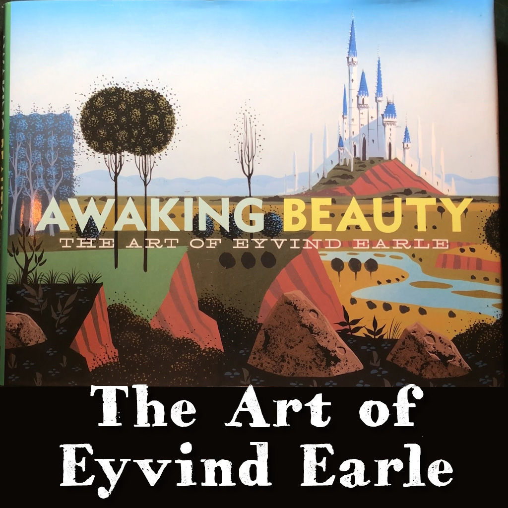 Awakening Beauty Eyvind Earle
