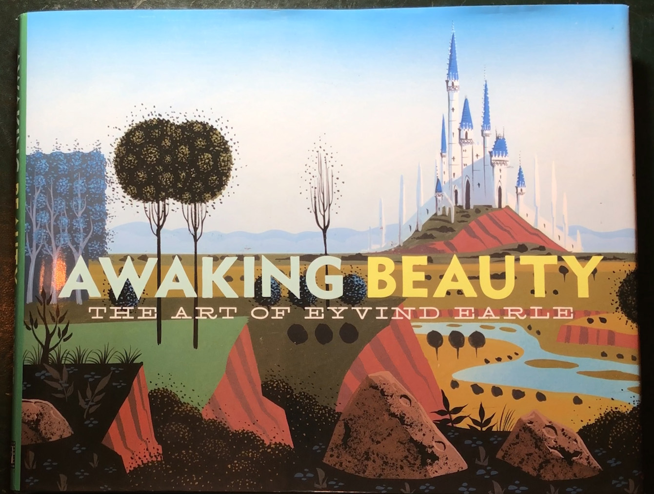 Awakening Beauty cover