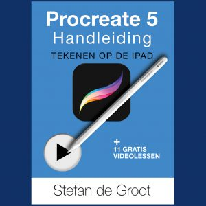 Procreate 5 Handleiding – Tekenen op de iPad