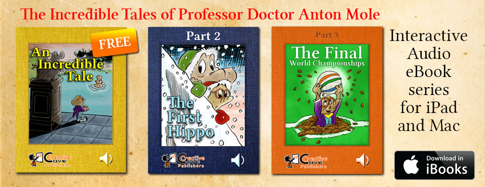 The Incredible Tales of Prof. Dr Anton Mole