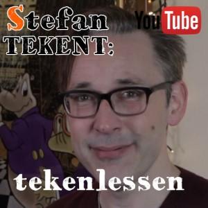Stefan Tekent-Introductie