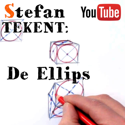 Tekenles 8: De ellips