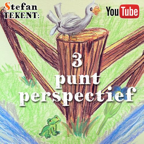 3 punt perspectief