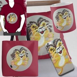 Cubby Lion Merchandise!