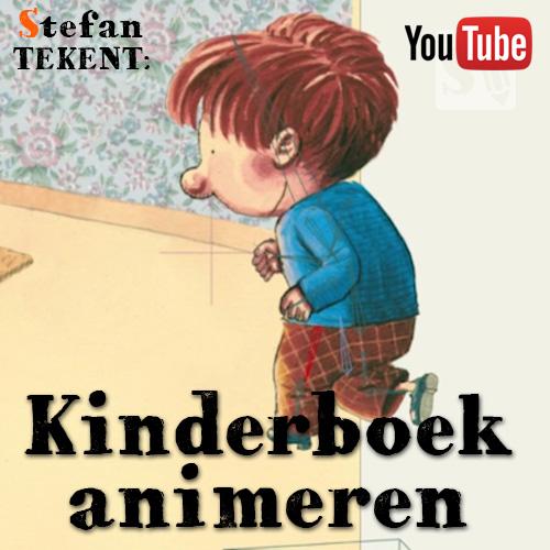 Kinderboek animeren