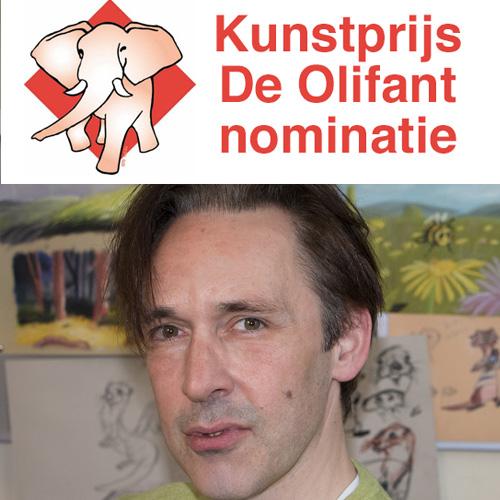 Nominatie Kunstprijs De Olifant