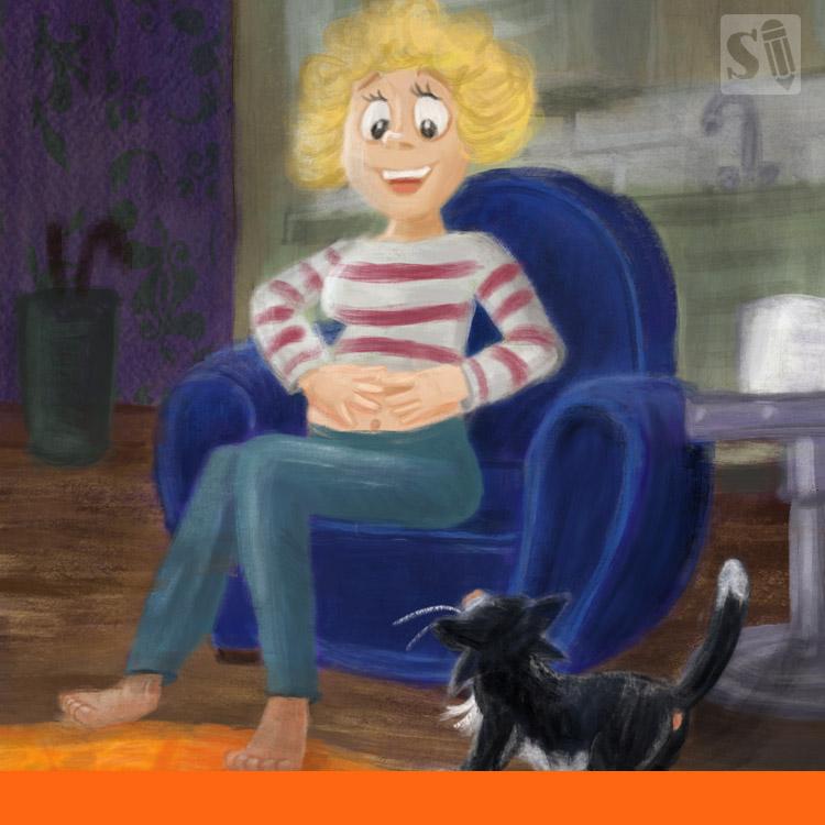 Childrens Book Illustration