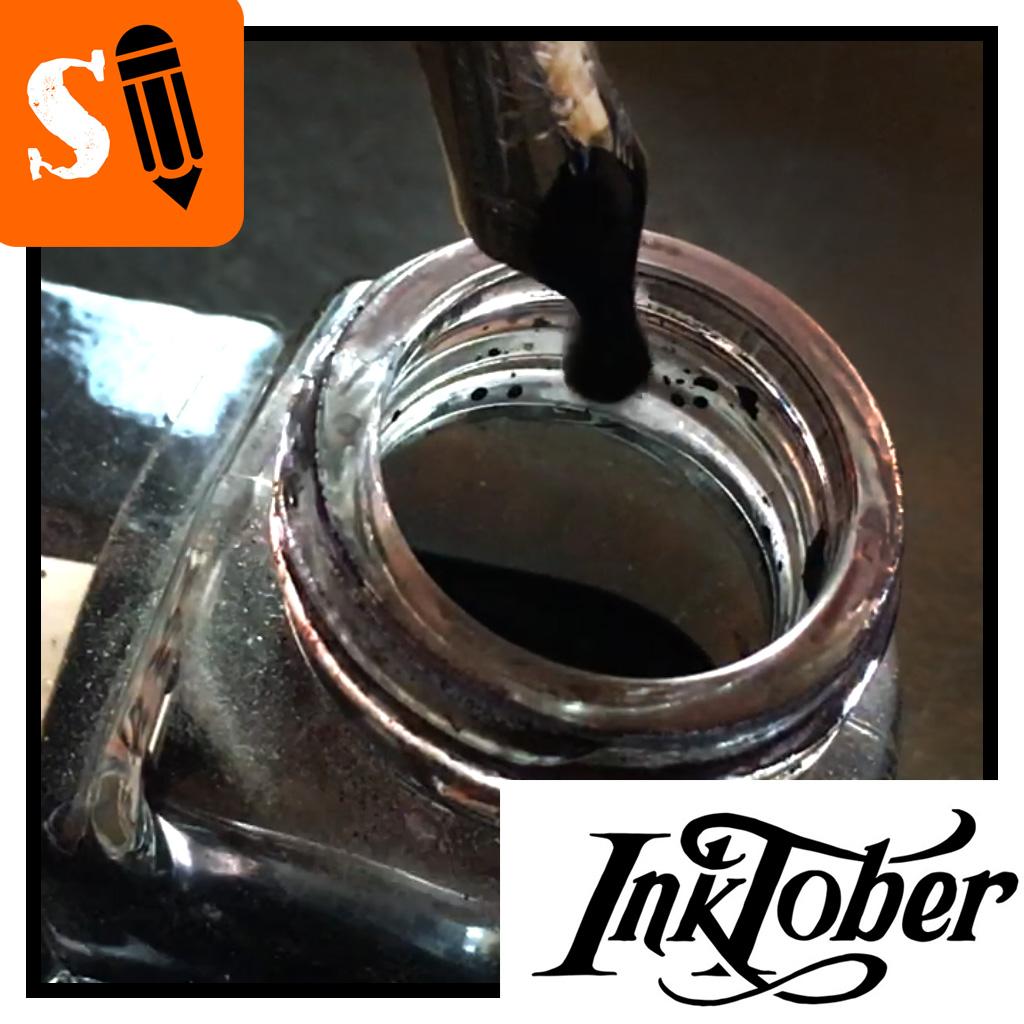 Stayf Draws Inktober 2016