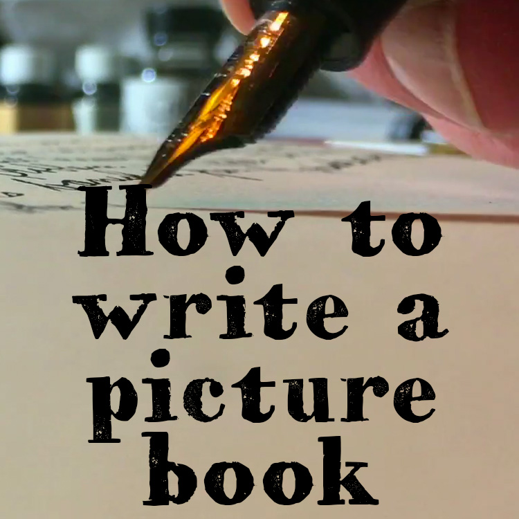 How to Write a Picture Book – Cubby the Lion Painter