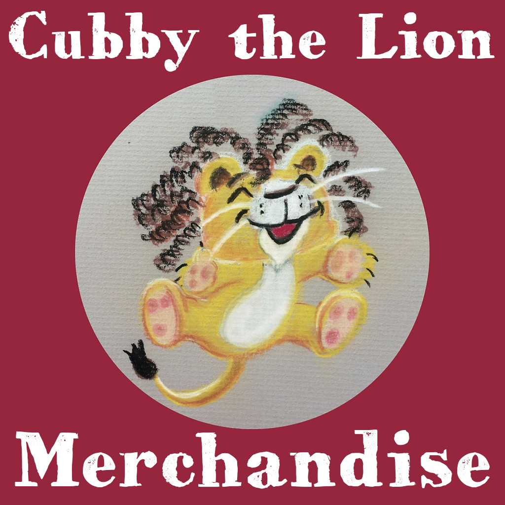 Cubby the Lion Merchandise
