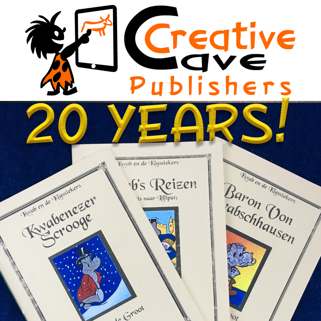 20th Anniversary Creative Cave Publishers