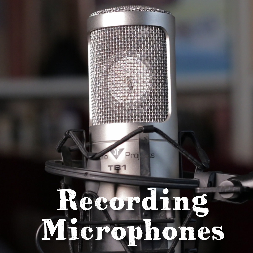 Microphones for Recording